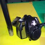 Zaštitna plastika za romobil na motor