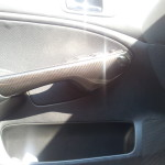 Honda imitacija karbona